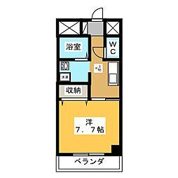Y'sマンション[3階]の間取り