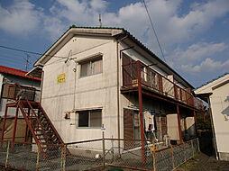 住吉コーポ[1階]の外観