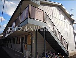 香川県高松市木太町の賃貸アパートの外観