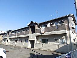 三重県鈴鹿市白子本町の賃貸アパートの外観