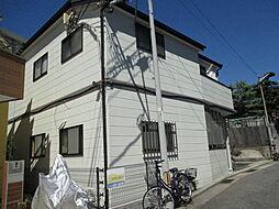 阪急神戸線 御影駅 2階建[202号室]の外観