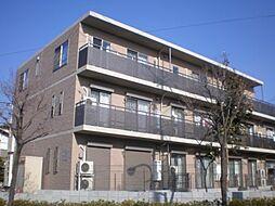 東京都東久留米市幸町5丁目の賃貸マンションの外観
