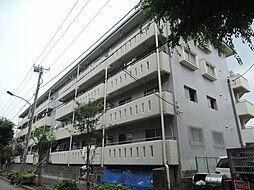 ニュー松戸コーポD棟[4階]の外観