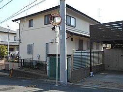 [テラスハウス] 神奈川県横浜市青葉区荏田北3丁目 の賃貸【/】の外観