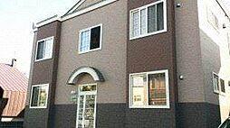 北海道札幌市手稲区前田五条15丁目の賃貸アパートの外観