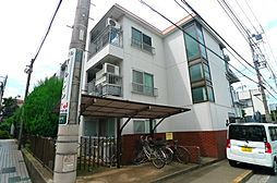 武蔵野サンハイツ東村山[2階]の外観