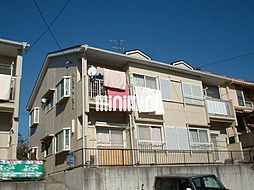 ハイネスソーワI[2階]の外観