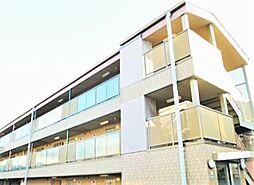 大阪府寝屋川市若葉町の賃貸マンションの外観