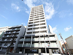 プロビデンス葵タワーの外観 オートロック 防犯カメラ 宅配BOX 全室南向き