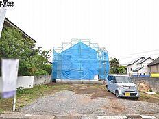 現地写真(写真手前)付近 小金井市東町3丁目