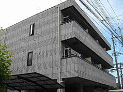 兵庫県西宮市若松町の賃貸マンションの外観