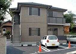 広島県呉市東辰川町の賃貸アパートの外観