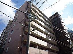 プレジオ新御堂[304号室]の外観
