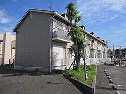 サニーコート泉佐野B棟[2階]の外観