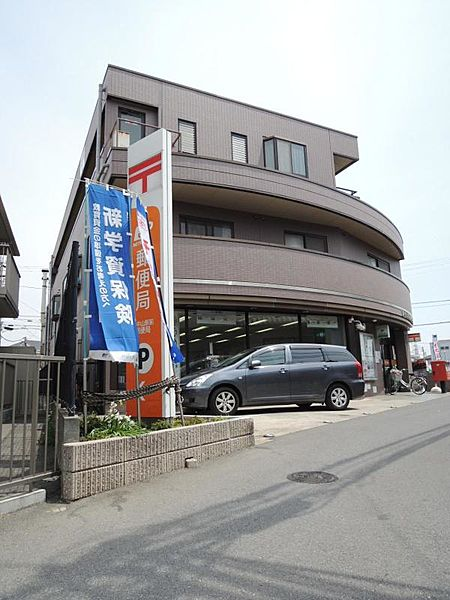 東中山駅前ビル[304号室]の外観