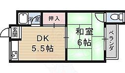 観月橋駅 2.7万円