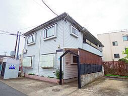 東京都西東京市東町2丁目の賃貸アパートの外観