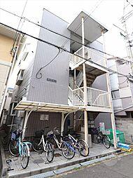 大阪府摂津市庄屋1丁目の賃貸マンションの外観