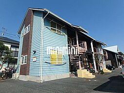カーサユーワン[2階]の外観