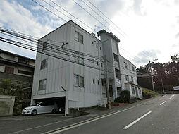 福岡県北九州市八幡東区清田3丁目の賃貸マンションの外観