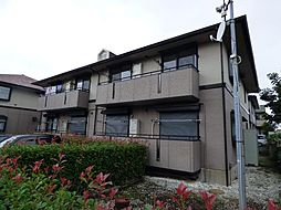 ボナールIII[2階]の外観