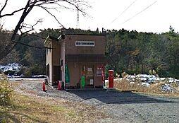 豊田八草簡易郵便局まで1967m