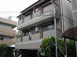 林マンション[2階]の外観