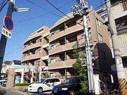 大阪府堺市堺区北三国ヶ丘町5丁の賃貸マンションの外観