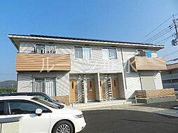 兵庫県加西市北条町古坂7丁目の賃貸アパートの外観