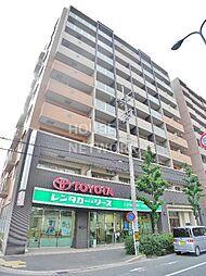 レジディア京都駅前[807号室号室]の外観