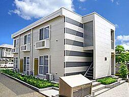 千葉県船橋市宮本7丁目の賃貸アパートの外観