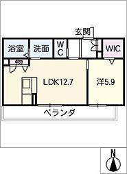 仮)ハートホーム豊田市平戸橋町[3階]の間取り