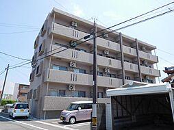 宮崎県宮崎市浮城町の賃貸マンションの外観