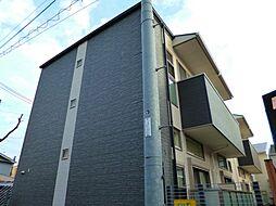 レジデンス甲子園口[2階]の外観