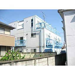東京ボンプラーツ[107号室]の外観