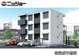 仮)篠目町新築AP[2階]の外観