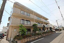 愛知県名古屋市中川区小本本町3丁目の賃貸マンションの外観