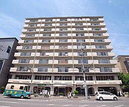 京都府京都市右京区山ノ内池尻町の賃貸マンションの外観