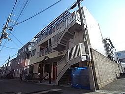 兵庫県西宮市小松南町3丁目の賃貸マンションの外観