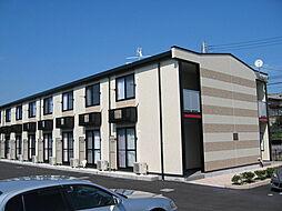 奈良県生駒郡斑鳩町法隆寺南2丁目の賃貸アパートの外観