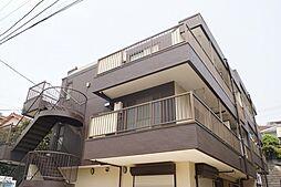 神奈川県横浜市神奈川区六角橋1丁目の賃貸マンションの外観