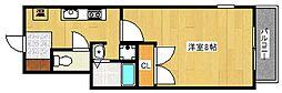 Inika Wai[1階]の間取り
