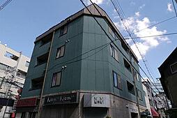 大阪府大阪市福島区福島5丁目の賃貸マンションの外観
