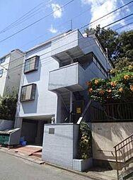 神奈川県川崎市多摩区枡形5丁目の賃貸マンションの外観