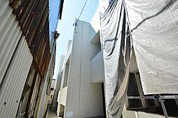 サンプレミオ十番町[1階]の外観