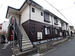 奈良県奈良市西紀寺町の賃貸アパートの外観
