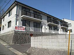 サンハイムA棟[202号室]の外観
