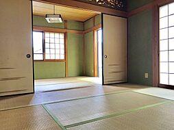 和室の多い間取りです。小さなお子さまにはフローリングよりもやわらかい畳の方が安心です