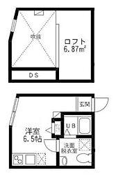 プレミアムコート井土ヶ谷[1階]の間取り