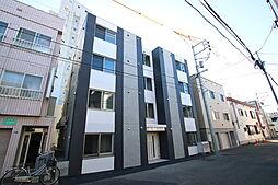 レイア東札幌[203号室]の外観